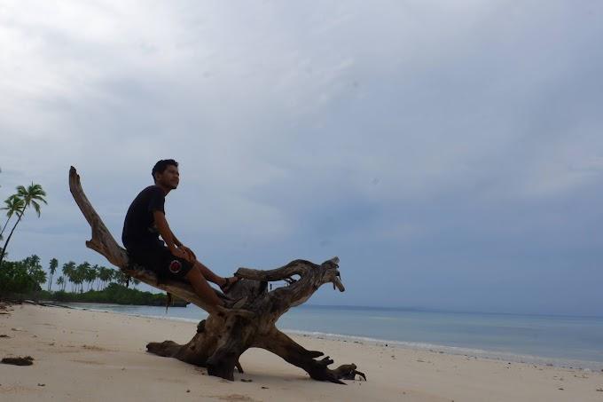 Pantai Labelenga, Pantai Bekas Tambang di Buteng Yang Eksotis