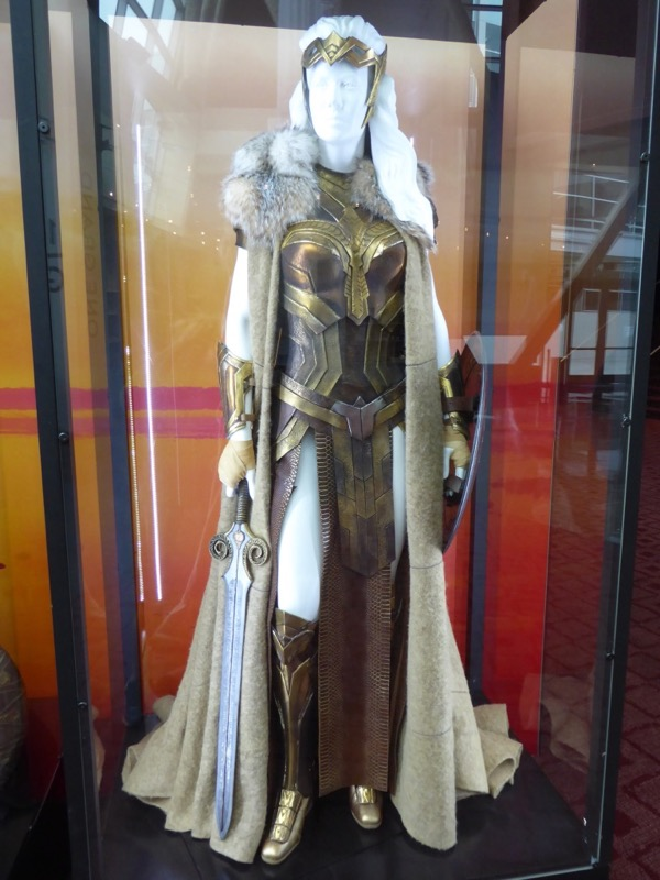 Connie Nielsen Queen Hippolyta costume Wonder Woman