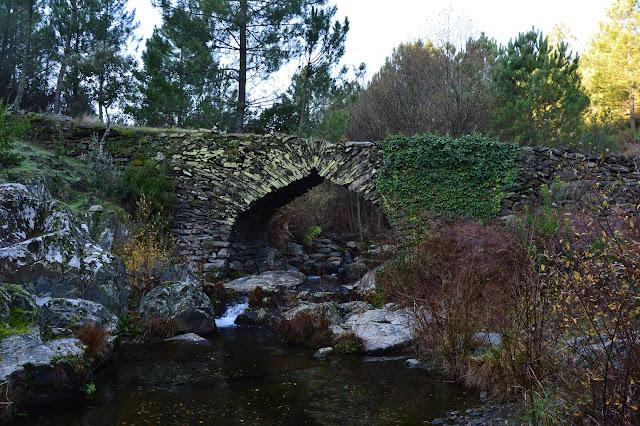 Resultado de imagen de Convento de Los Ángeles y Puente de Los Machos