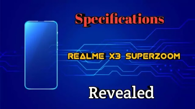 Realme X3 SuperZoom Edition offers multiple certifications, key Specifications revealed on Geekbench.
