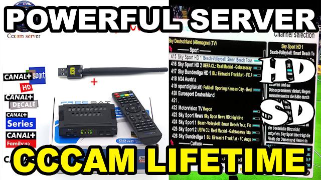 best cccam server lifetime pakcccam and 50 shares forever