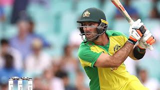 Glenn Maxwell 63* vs India Highlights