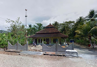 Masjid Dusun Tawang Sidomulyo Ngadirojo Pacitan