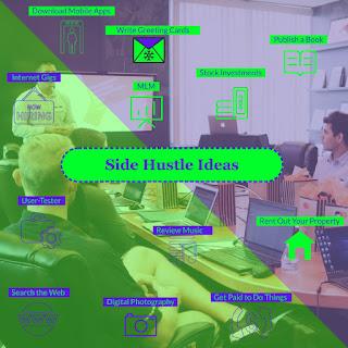 Side Hustle Ides