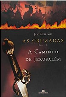 A Caminho de Jerusalem epub - Jan Guillou