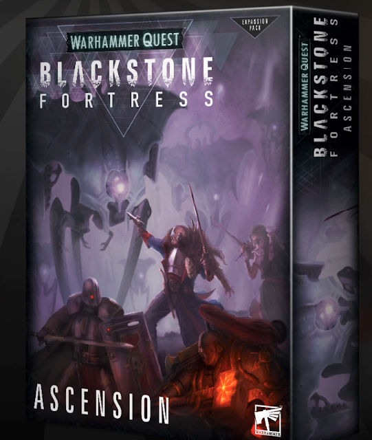 Blackstone Fortress Ascension