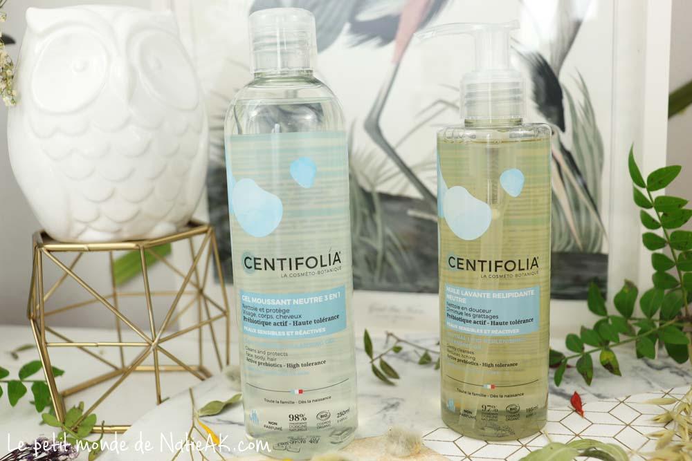 huile lavante relipidante neutre bio Centifolia