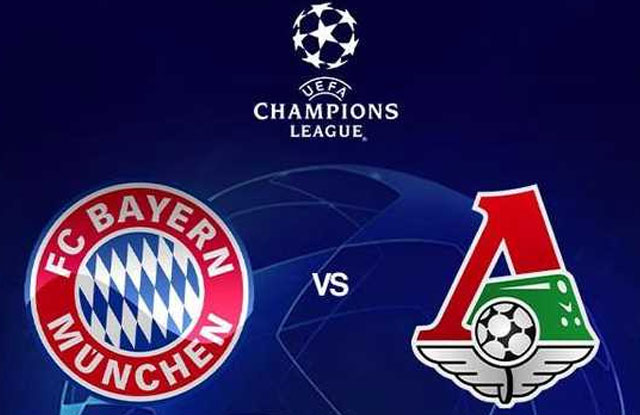 Prediksi Score Bayern Munchen vs Lokomotiv Moscow