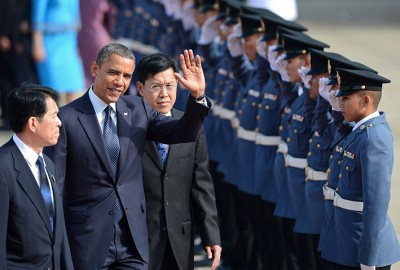 Obama ve Asya