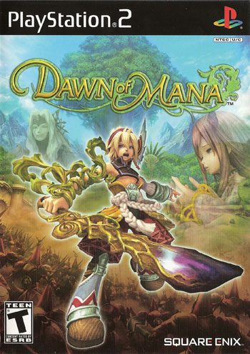 Dawn of Mana NTSC PS2