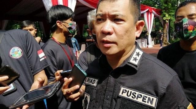 Kapuspen Tegaskan Mabes TNI Tak Pernah Perintahkan Copot Baliho Habib Rizieq