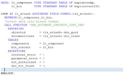 SAP ABAP Tutorial and Material, SAP ABAP Guides, SAP ABAP Learning, SAP ABAP Exam Prep