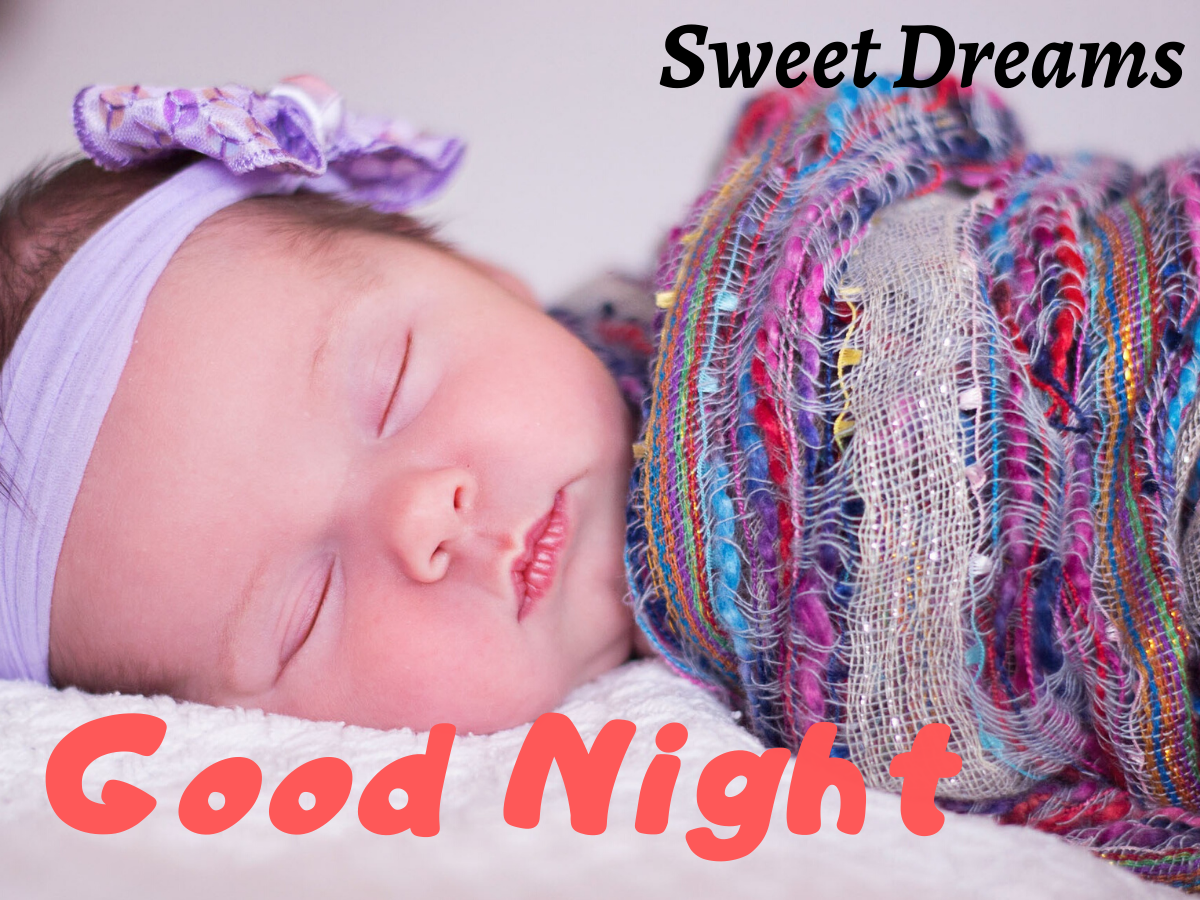 cuti baby good night Images for whatsapp & Facebook.