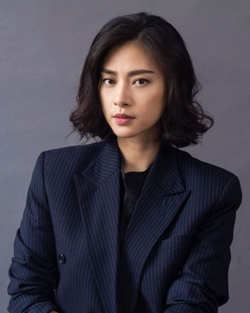 Veronica Ngo artis dan model seksi dari Vietnam