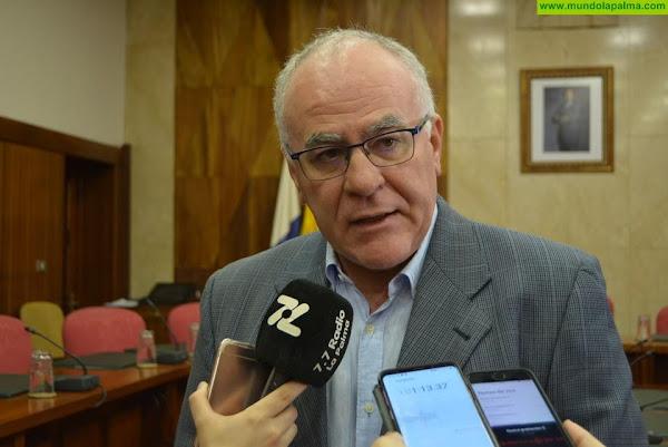 El Consejo Insular de Aguas continúa trabajando para garantizar el abastecimiento en Tazacorte
