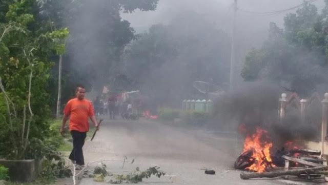 Kronologi Bentrok Brutal di Jambi, Yang Tadinya Tawuran Antar Pelajar, Jadi Ribut Antar Kampung