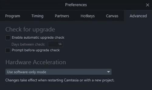 Hướng dẫn sửa lỗi Camtasia 9: không hiển thị video trong Canvas-2