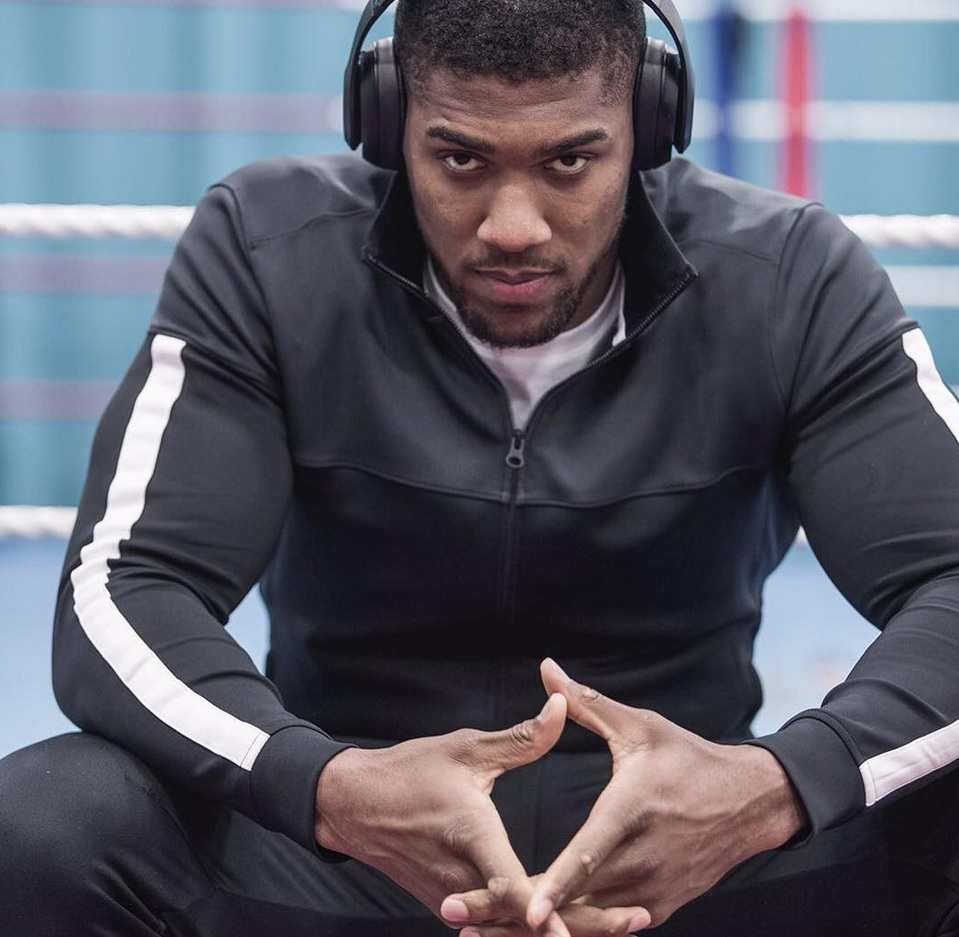 ANTHONY JOSHUA 11