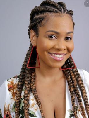 Ghana Braids Styles