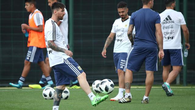 """¿Messi se negó a jugar contra Israel porque """"mata niños palestinos inocentes""""?"""