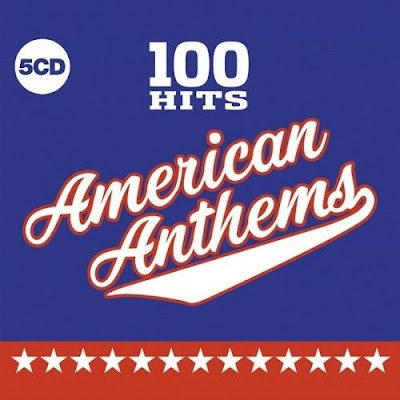 VA – 100 Hits American Anthems [5CD Box Set] (2019) MP3 [320 kbps