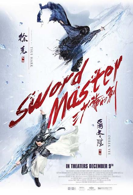 Bosbioskop Sword Master (2016)