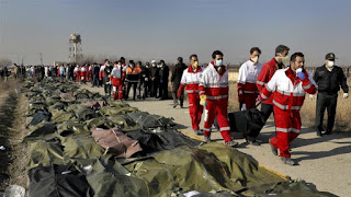 Iran Admits It 'Inintentionally' Shot Down Ukrainian Plane With 180 Passengers