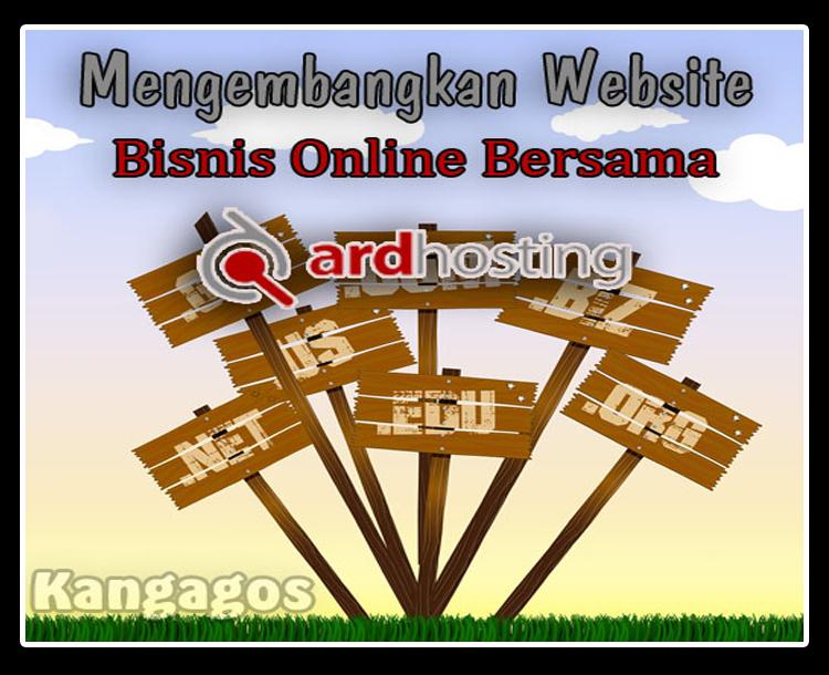 Mengembangkan Website Bisnis Online