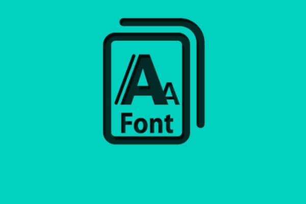 Font Picsay Pro