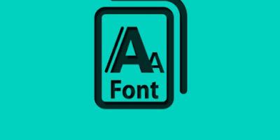 6000+ Font Picsay Pro Lengkap TTF Full Pack Terbaru Gratis