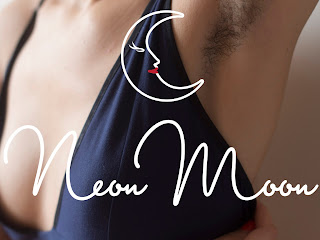 Neon Moon lingerie non bra logo photographer Michelle Long blog