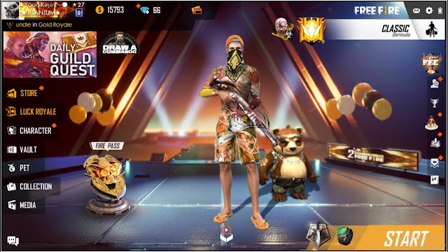 4 CARA TOP UP DIAMOND FREE FIRE MURAH AMAN TERPERCAYA 2020