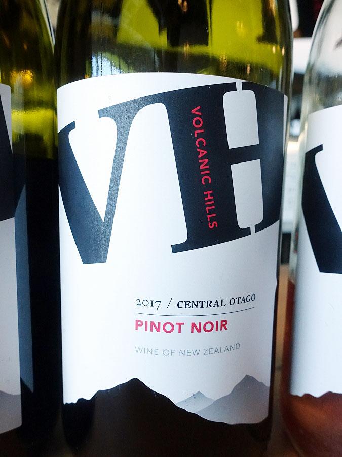 Volcanic Hills Pinot Noir 2017 (90+ pts)