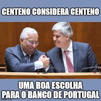 CENTENO corrupção bes lone star apodrecetuga costa novo banco