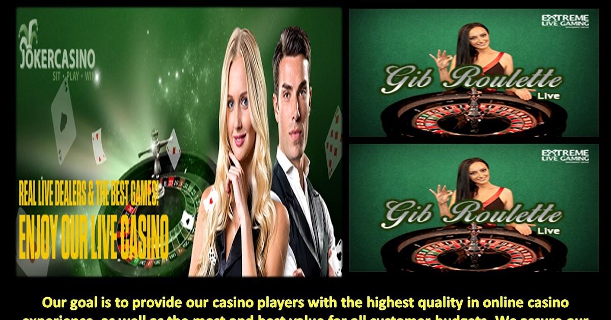 Joker casino free spins