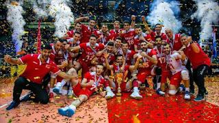 VOLEIBOL - Turquía levanta su primera European Golden League