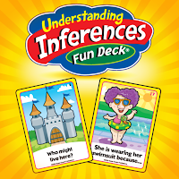 Understanding Inferences Fun Deck app