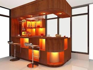 desain Kitchen Set dan Real Minibar 03