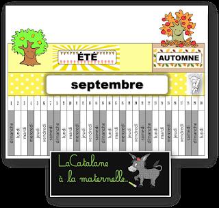 Poutre du temps - Montessori (LaCatalane)