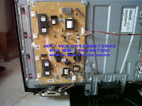 Service TV Panasonic BSD|Power Supply Panasonic Viera TNP 4G508