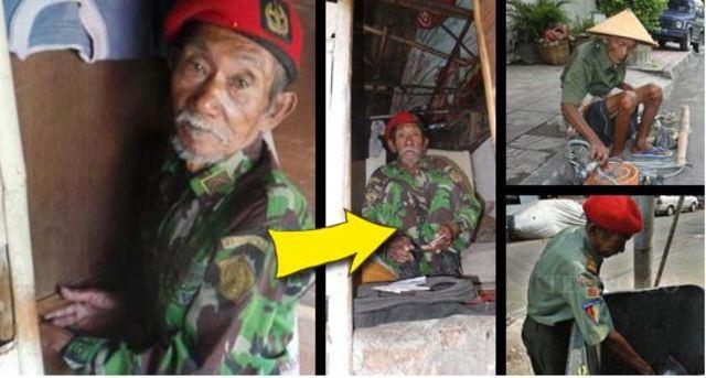 Kakek Arsilan, Saksi Sejarah Kemerdekaan RI Yang Kini Tinggal di Gubug!