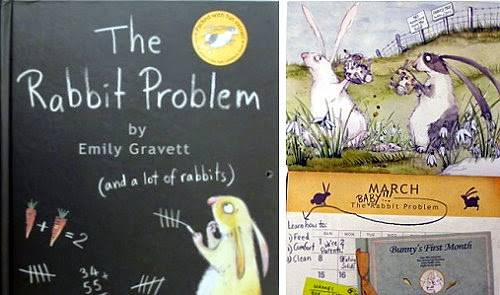 Emily Gravett The rabbit problem