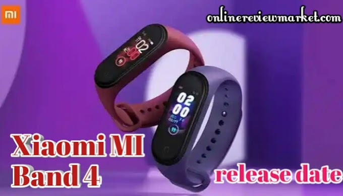mi band 4 release date in india | Mi Band 4 Specification and Price