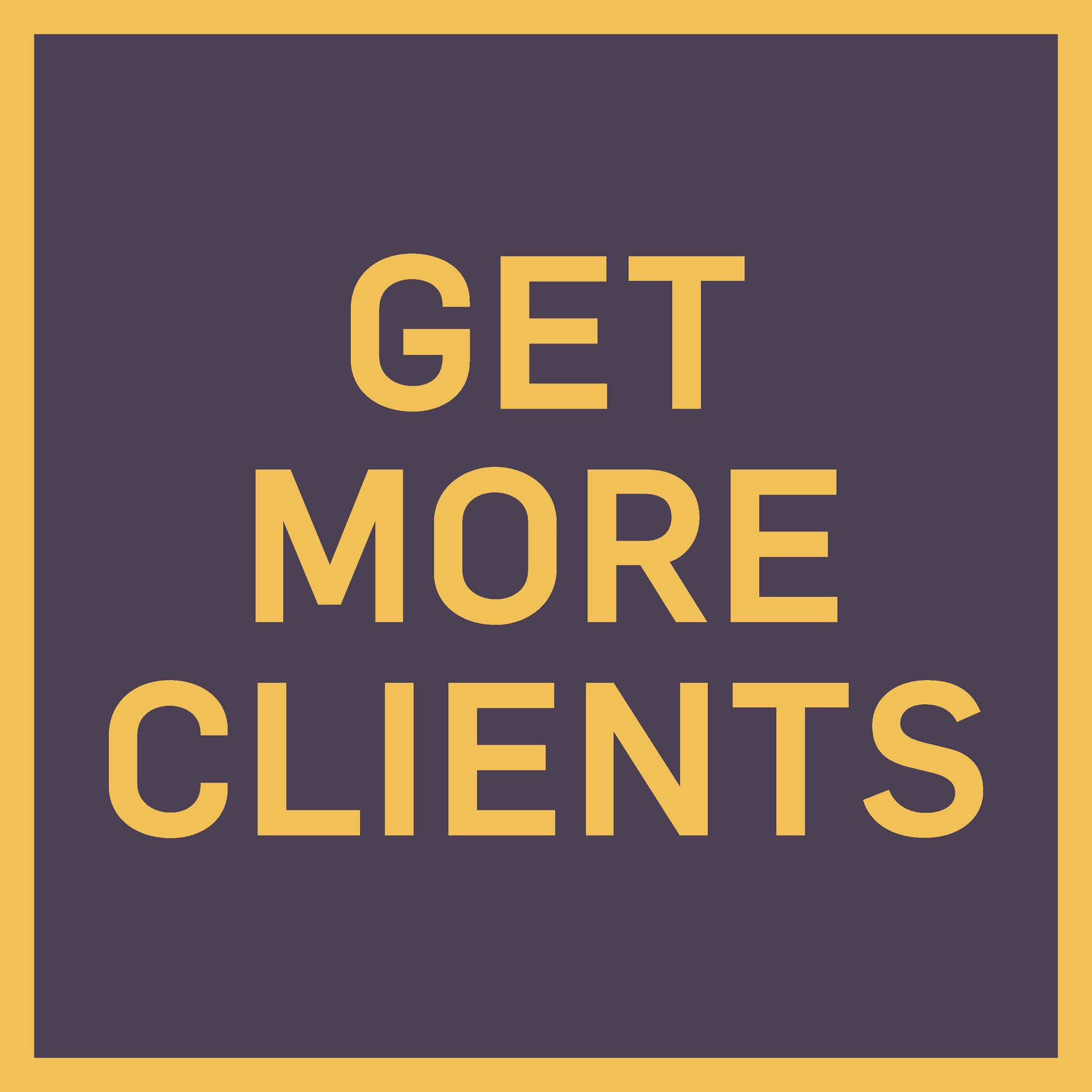 Getting New Clients for Your Business