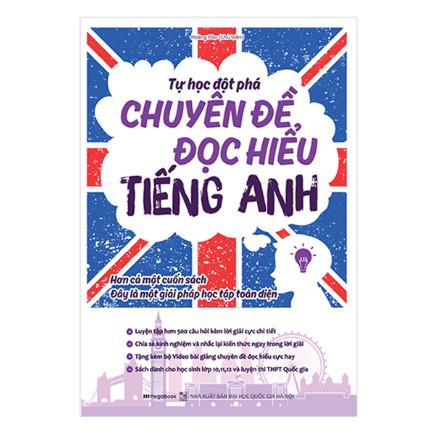 Tự Học Đột Phá Tiếng Anh Chuyên Đề Đọc Hiểu (Tái Bản) ebook PDF-EPUB-AWZ3-PRC-MOBI