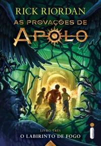 Resenha #472: O Labirinto de Fogo - Rick Riordan (Intrínseca)