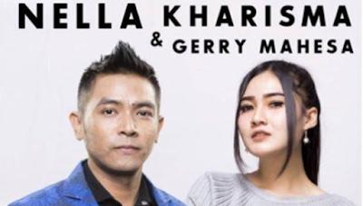 Lagu Duet Romantis Nella Kharisma feat Gerry Cintaku Satu Mp3 Terbaru