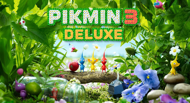Análise: Pikmin 3 Deluxe (Switch) ? encanto nos mínimos detalhes
