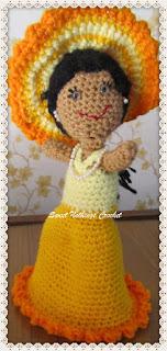 crochet doll, crochet amigurumi