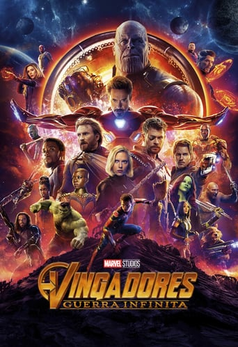 Vingadores - Guerra Infinita (2018) Download